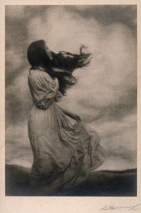The Breeze - Charles Borup - c. 1911