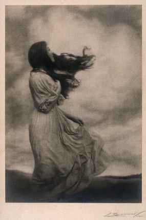 The Breeze - Charles Borup - c. 1911