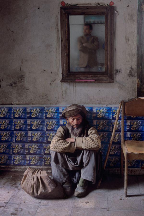 Coisas de Terê→ Bamiyan, Afghanistan - Foto: Steve McCurry