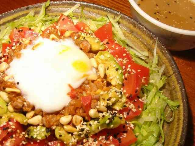 Salad Bowl 無国籍カフェサラダご飯