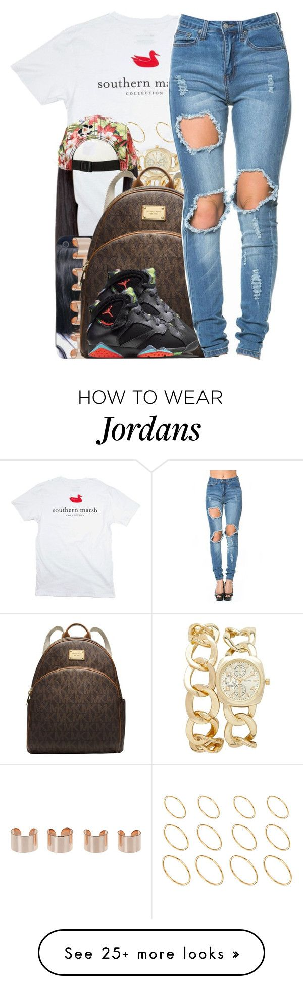 """@ariangrant Contest Set."" by nasiaamiraaa on Polyvore featuring ASOS, Forever New, Maison Margiela, MICHAEL Michael Kors, NIKE and NanaOutfits"