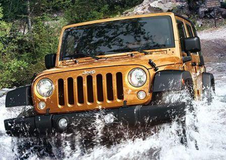 Jeep Wrangler Rubicon 2014 Kepuasan Menjelajah - http://www.zonamobil.net/jeep-wrangler-rubicon-2014-kepuasan-menjelajah/