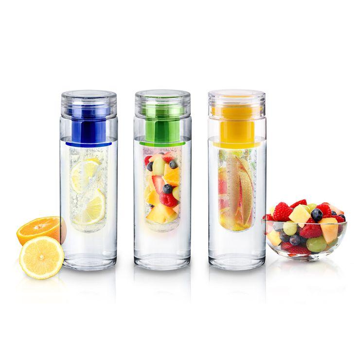 1000 Ideas About Fruit Infuser Water Bottle On Pinterest