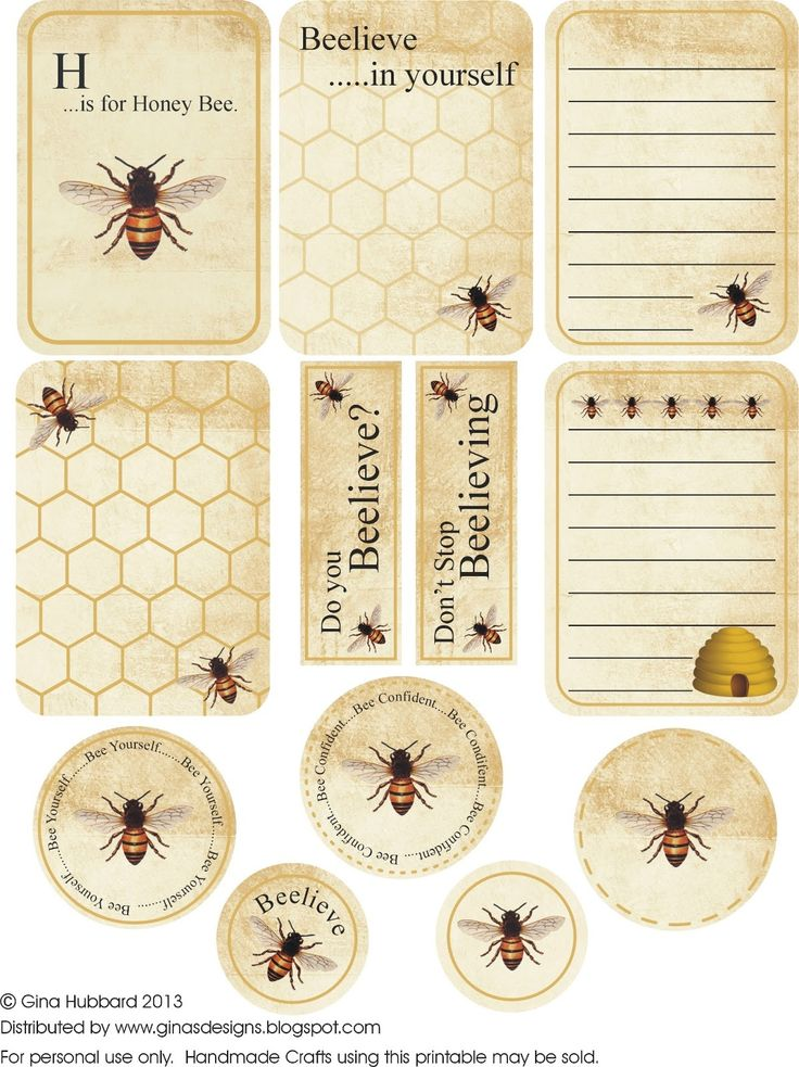 Abejas tags