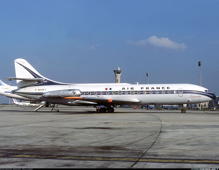 The pretty Caravelle