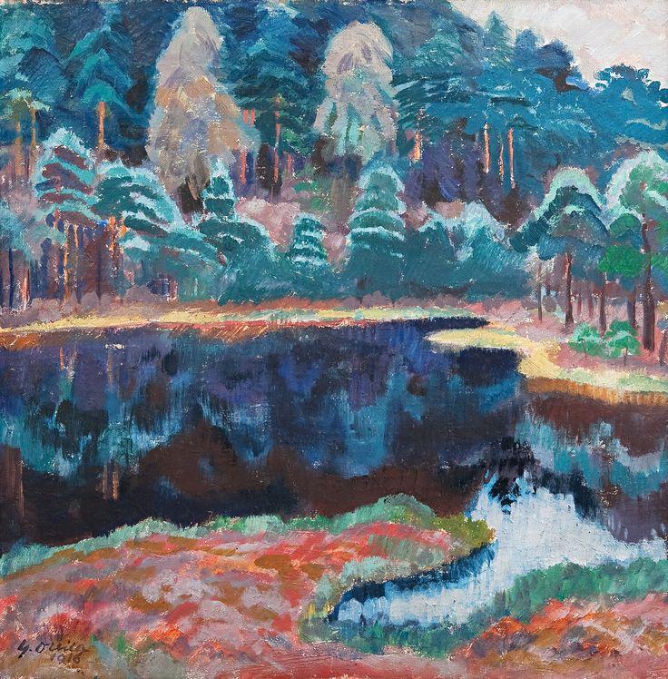 Ollila, Yrjö (1887-1931)