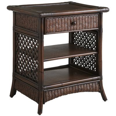 Senopati Nightstand - Brown from Pier One.  For the guest bedroom.  Or obviously, something like it, since it is about 8,400 miles to the nearest Pier One.