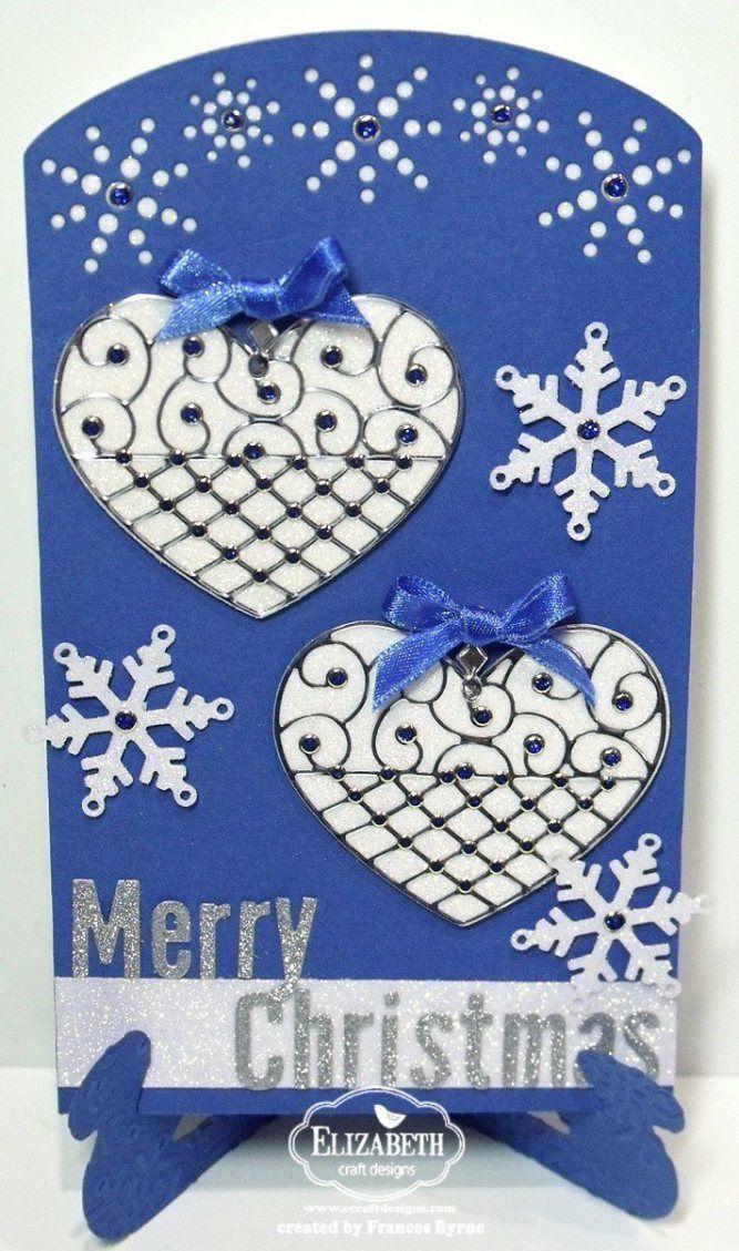 Elizabeth Craft Designs Card Ideas