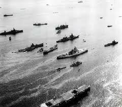 Operation Crossroads-Bikini Island nuclear tests-1945