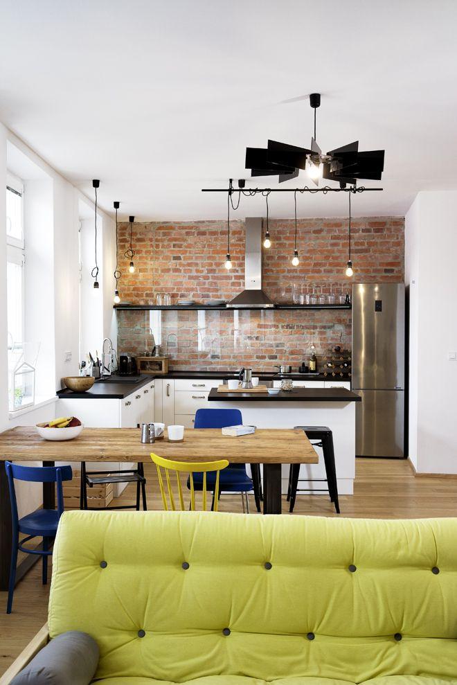 Interiér: Pod taktovkou severu   Dům a byt