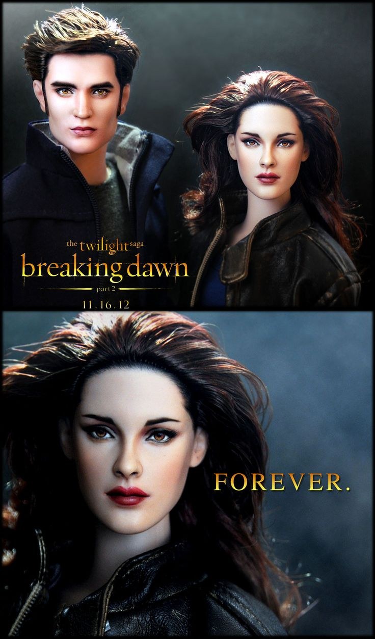 ::||www.ncruz.com::|| The Twilight Saga: Breaking Dawn - Part 2, Bella & Edward by Noel Cruz