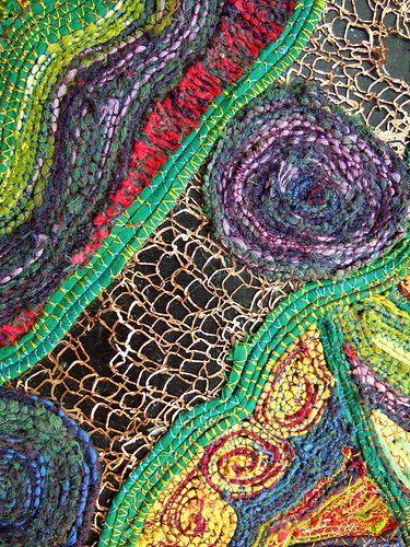 Fiber Art - Lynn Craigie