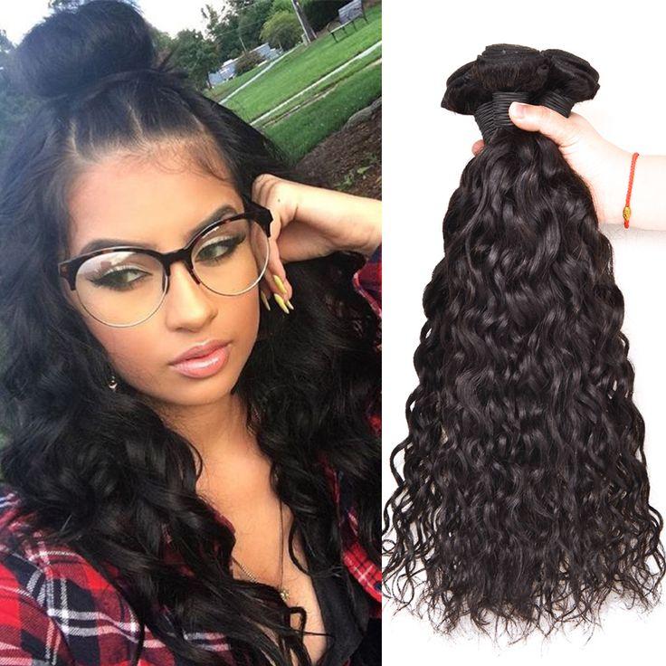 Natural Wave Brazilian Hair Weave Bundles Unprocessed Brazilian Virgin Hair Curly Weave Human Hair 4 Bundles Virgin Curly Hair
