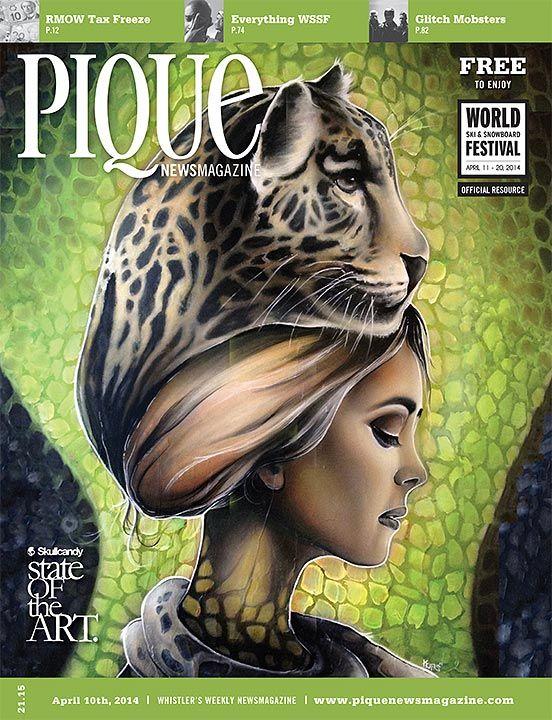 Pique Newsmagazine | Whistler, CANADA | Issue Apr 10, 2014