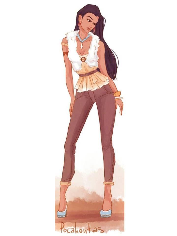 Pocahontas Fuck 88