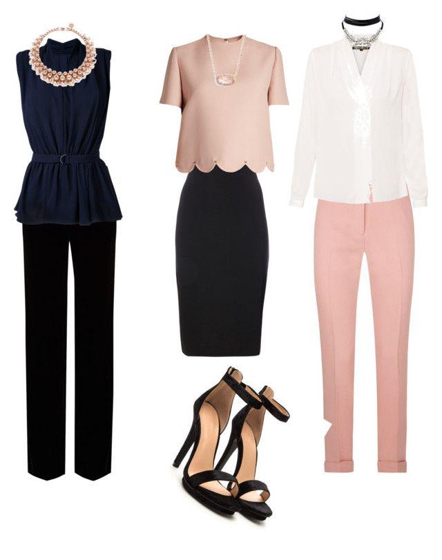 25+ Best Ideas About Capsule Wardrobe Work On Pinterest