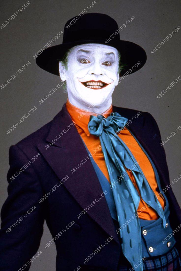 Jack Nicholson as The Joker film The Batman 35m-1292