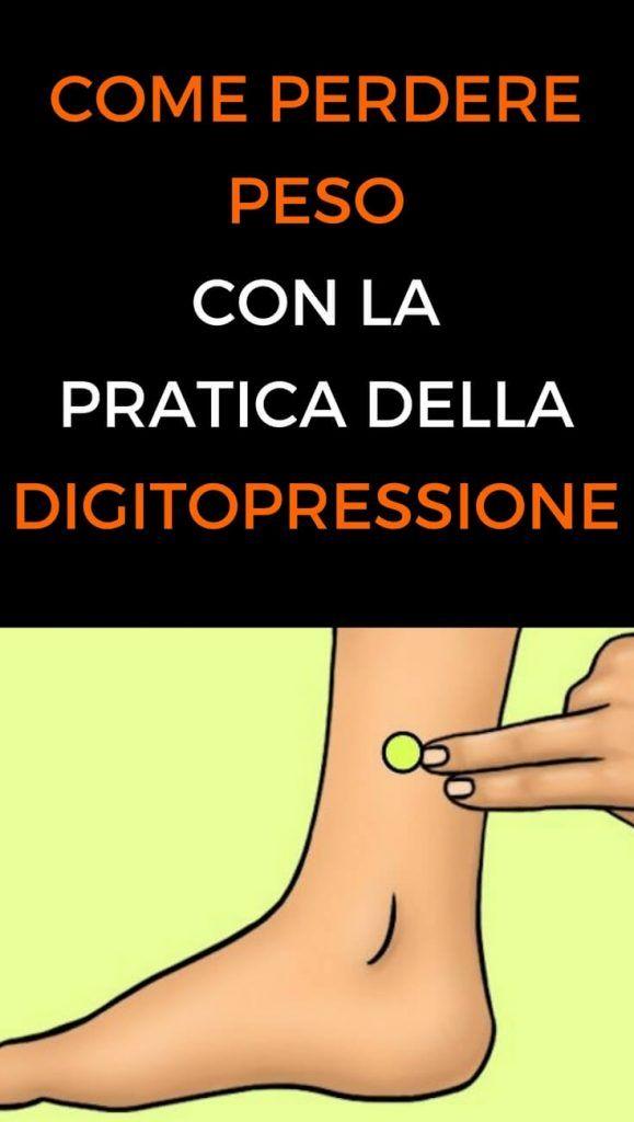 La digitopressione è una tecnica antichissima, che ha aiutato moltissime persone a curarsi. Ecco come applicarla per favorire la perdita di peso.