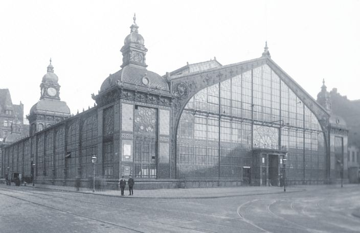 Hannover Markthalle 1891