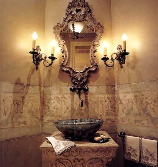 Best Bathroom Powder Room Decor Images On Pinterest - Texas bathroom decor for small bathroom ideas