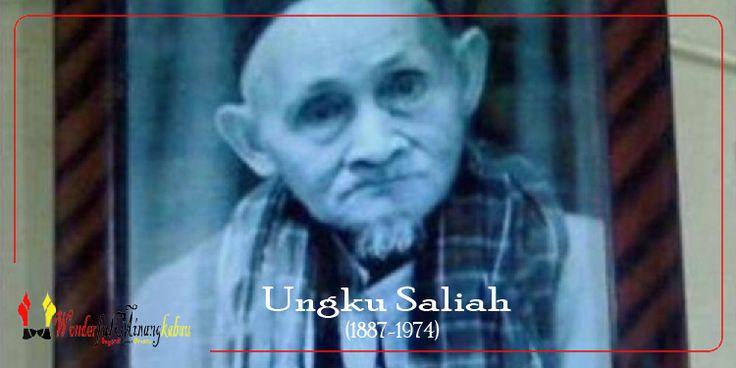 Ungku Saliah, Ulama Kebanggaan Minang dari Pariaman