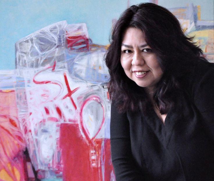 LA DINÁMICA ARTÍSTICA Y CULTURAL DE KATIA MUÑOZ :: ENTREVISTA EN LINEAS PREVIAS:: | Katia Muñoz
