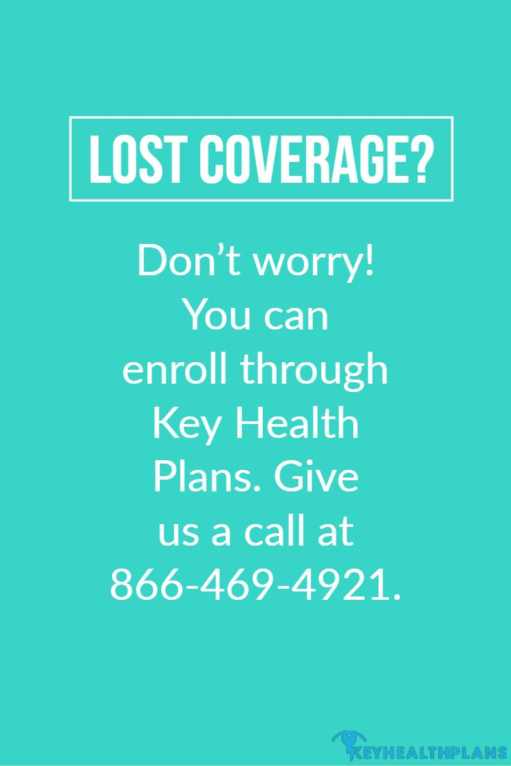Lost Coverage And Shopping For Healthcare Search No More We Have