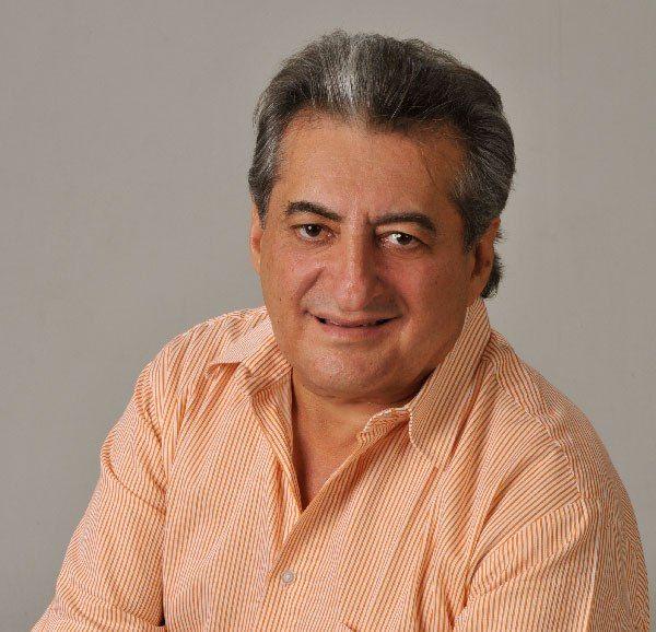 Jorge Oñate, 'El Jilguero de América'.
