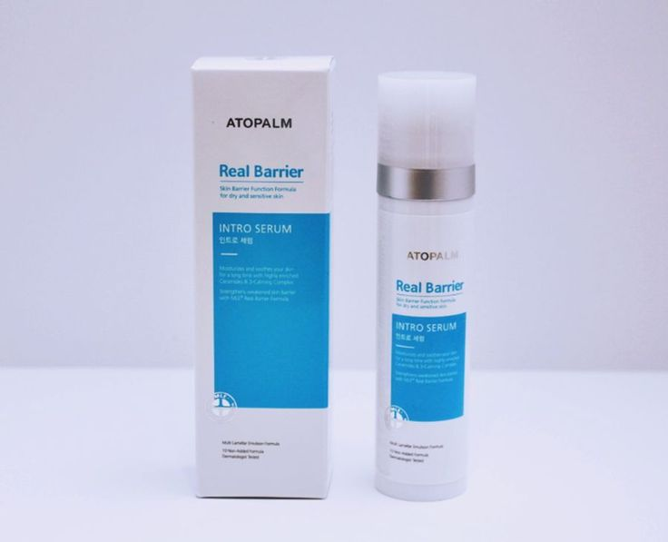 Atopalm Real Barrier Whitening Wrinkle Care Anti Aging Intro Serum 40ml #Atopalm