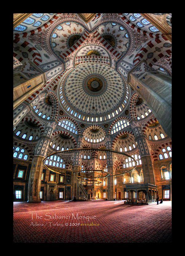 Sabancı Merkez Camii (Adana, Turkey)