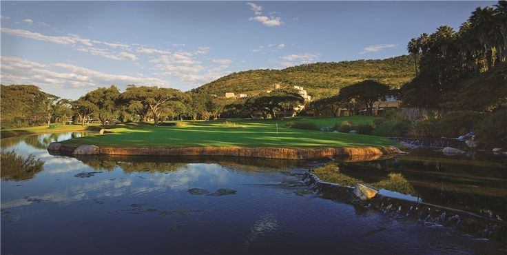 9th hole - Gary Player Golf Course