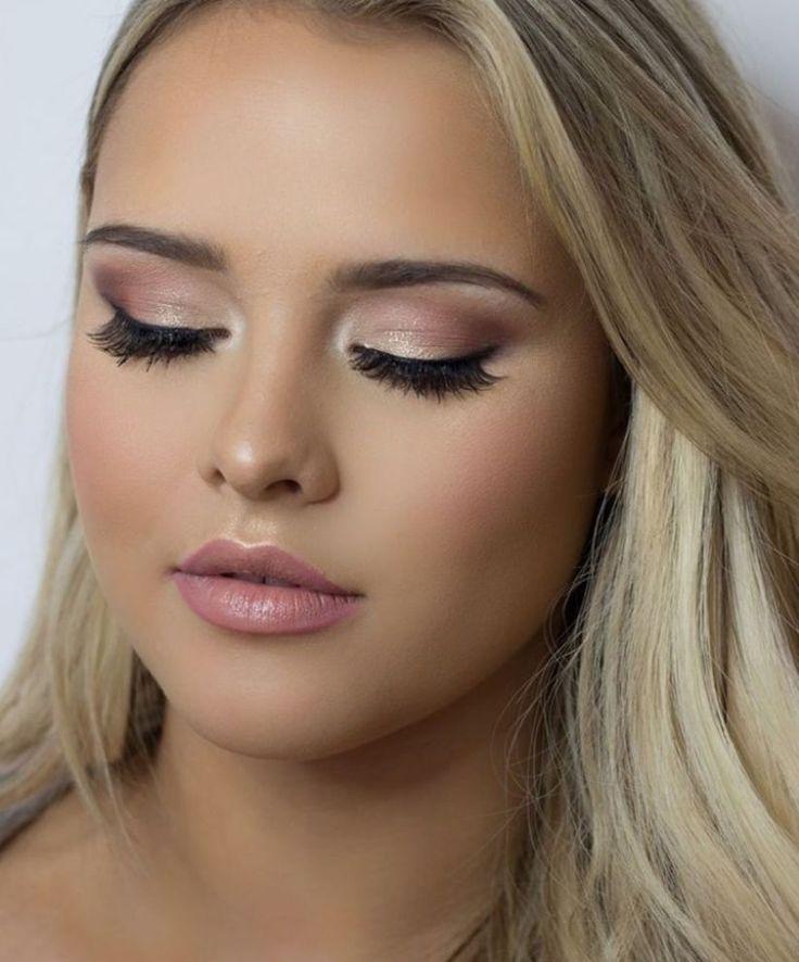 40 perfekte Valentinstag Make-up-Ideen, die Sie ausprobieren müssen  #ausprobie…