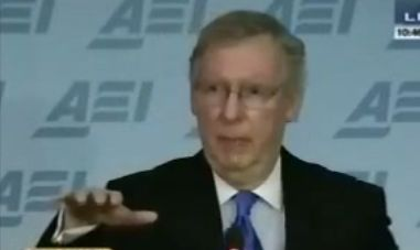 Mitch McConnell Admits That Obama Wasn't Involved In the IRS Scandal HELL, THEY ALL KNOW THAT---REMEMBER THE IRS SCANDAL WITH GEORGE BUSH----OH YEAH----THAT DOESN'T MATTER.............