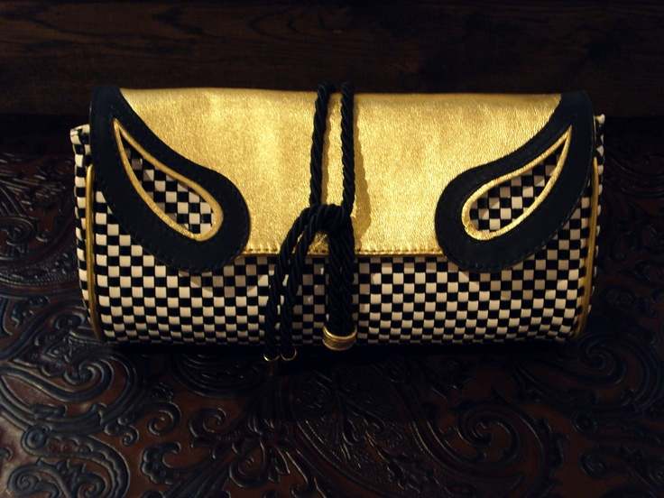 Clutch by Alberto Guardiani SS 2012