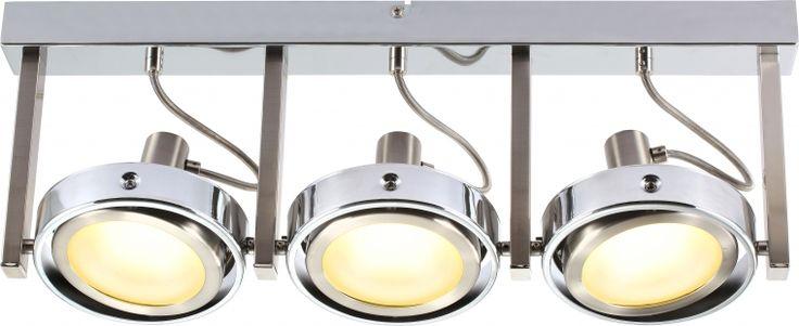 plafoniera cu 3 becuri orientabile BARONI 56946-3 marca Globo