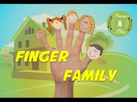 Nursery Rhyme >Finger Family - free mp3 audio download | Singing bell