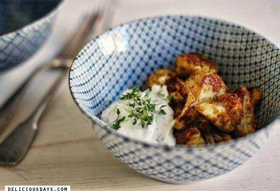 Roasted Cauliflower | 1 Sustenance - Food | Pinterest