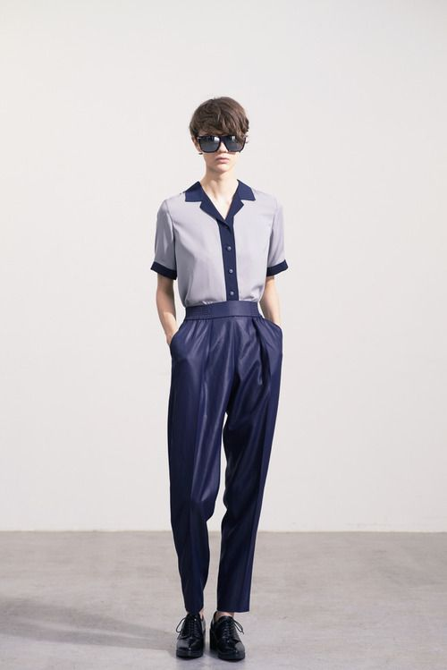 [No.7/19] JOHN LAWRENCE SULLIVAN 2014春夏コレクション | Fashionsnap.com