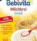 Rückruf: Glassplitter – Bebivita ruft Milchbrei Grieß 600g zurück