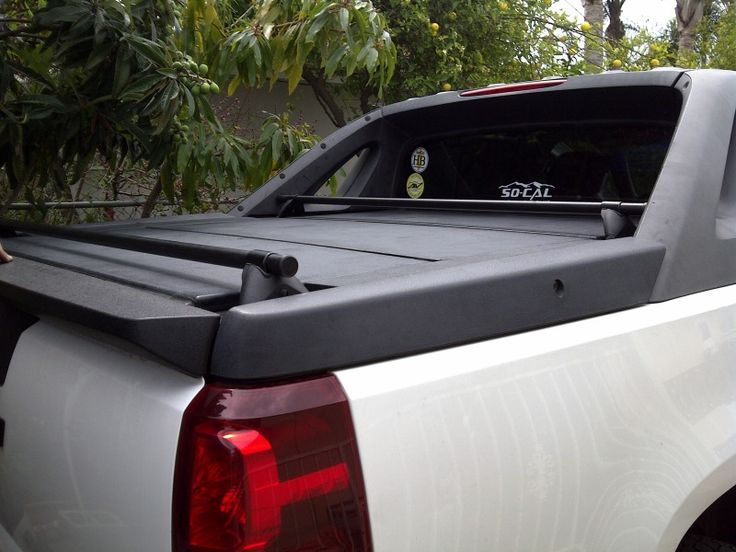Chevy Avalanche  Bed Cover Panels