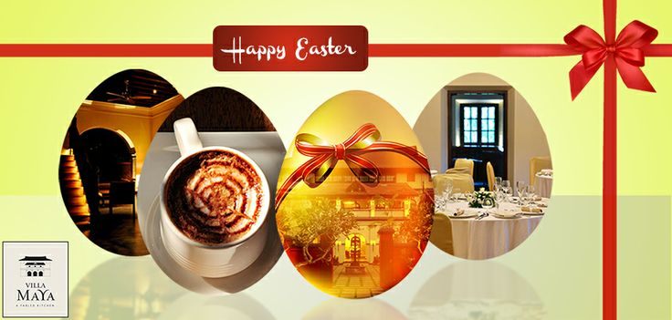 May Lord bless you on this auspicious day of #Easter, and may it be a new beginning of greater prosperity, success and happiness. Villa Maya TVM wishes you a #HappyEaster! :)