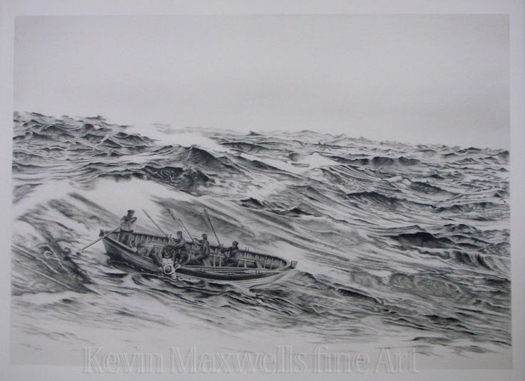 Humanity and the Sea SOLD Winner Maritime Art Prize