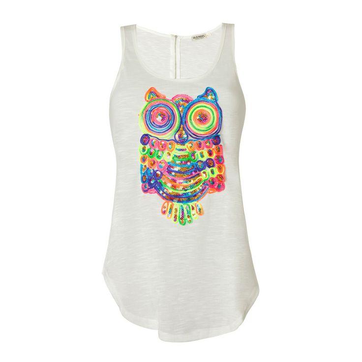 Camiseta mujer estampada primavera verano 2014 www.oldridel.com