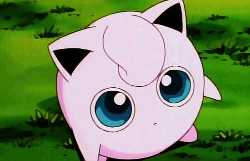 one my favorite pokemon, Jigglypuff!