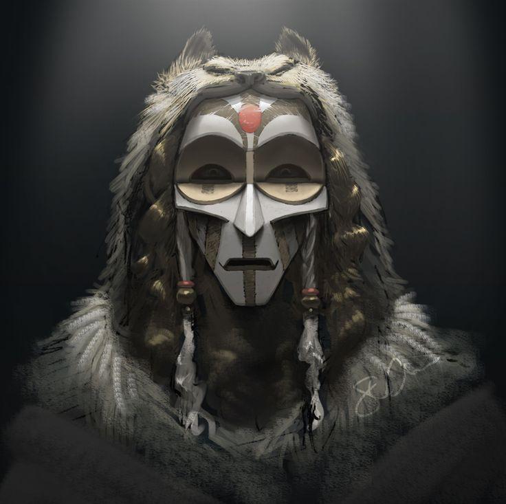 аватарка шаман: