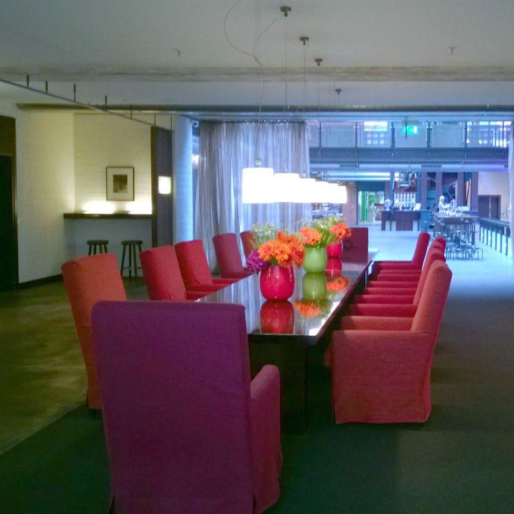 Hamburg: Hotel Gastwerk – Design-Hotel mit nachwirkender Ausstrahlungskraft *** Hinter roten Backsteinmauern produktiv arbeiten, stilvoll wohnen, köstlich essen und die Seele baumeln lassen