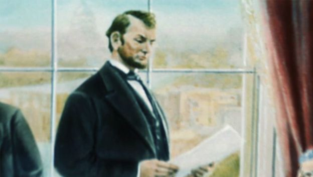 Lincoln Issues the Emancipation Proclamation Video - Emancipation Proclamation - HISTORY.com