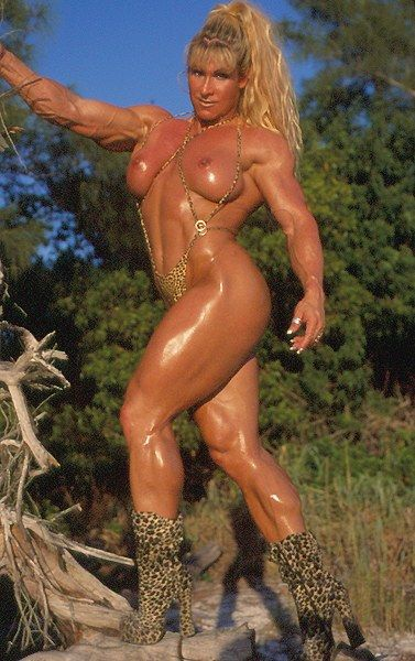 Nude Sexy Muscle Girls