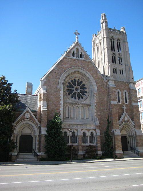 Christ Church Cathedral (Nashville, Tennessee) - Episcopal Church