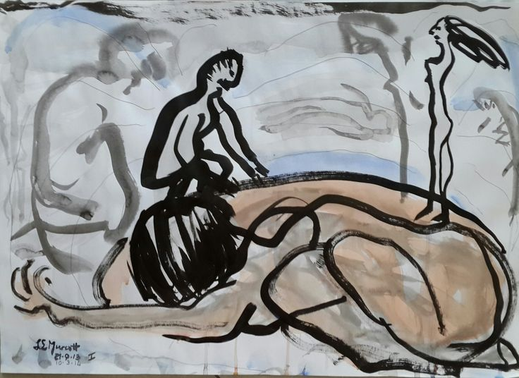 LIONEL MURCOTT / Acrylic on Canvas / 2014 / art@arteye.co.za +27 11 465 7695
